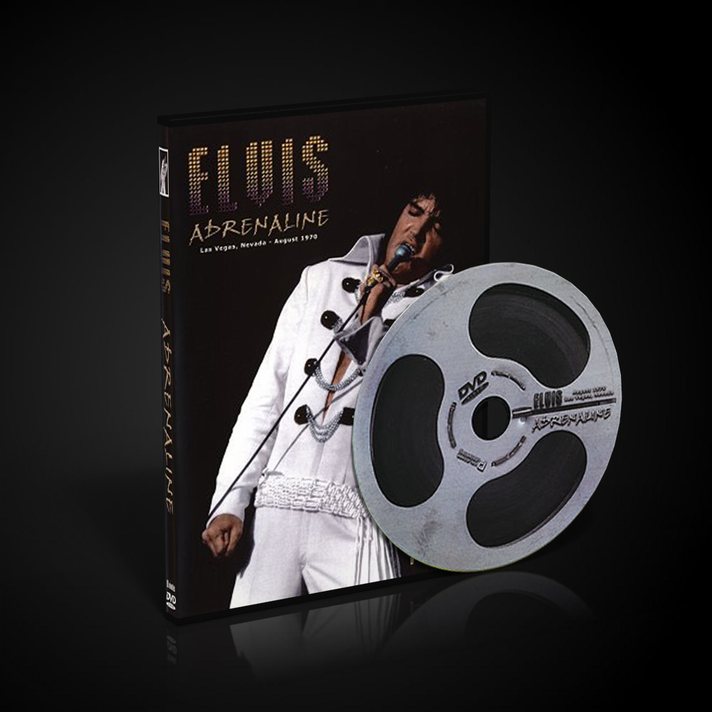 Elvis - Adrenaline - Las Vegas, Nevada - 1970