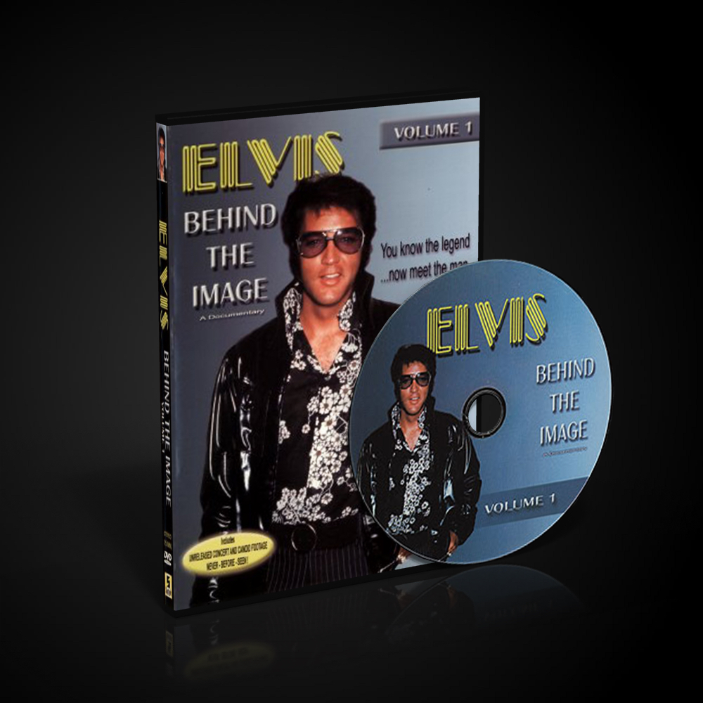 Elvis - Behind The Image - The DVD - Vol. 1
