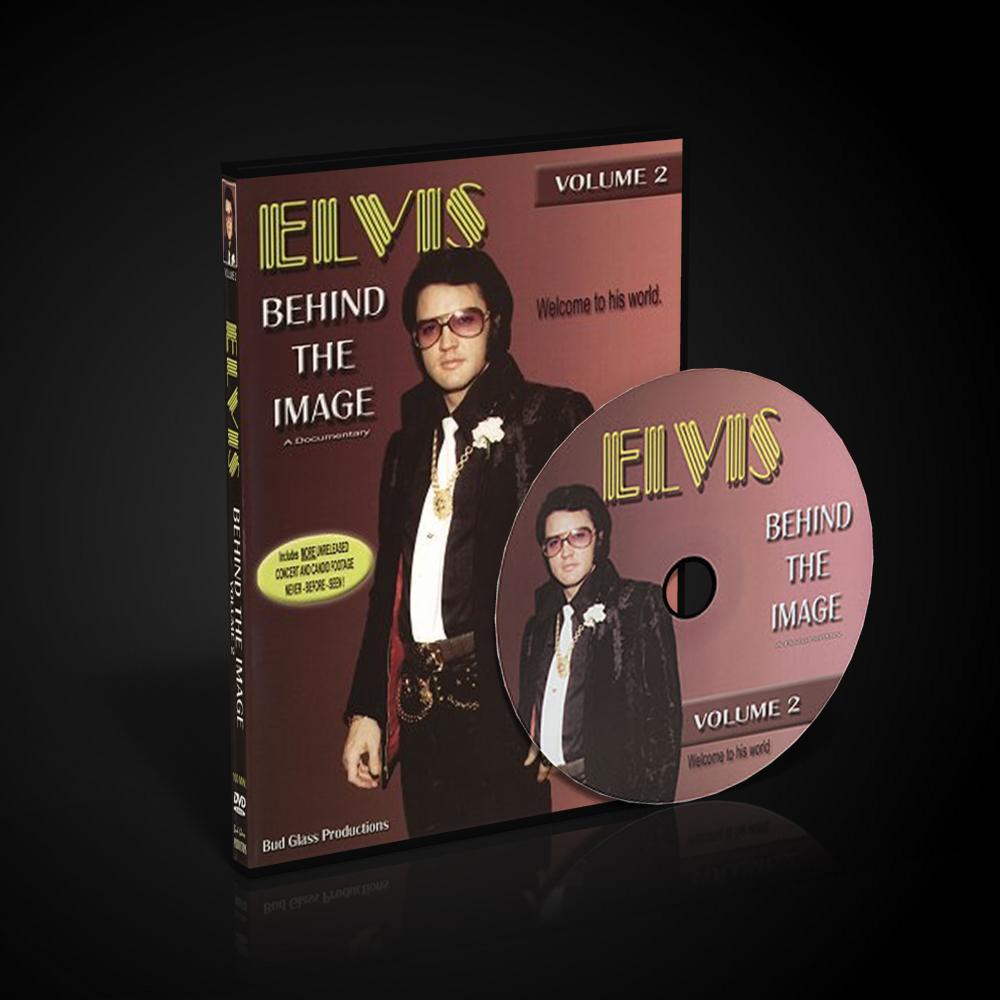 Elvis - Behind The Image - The DVD - Vol. 2