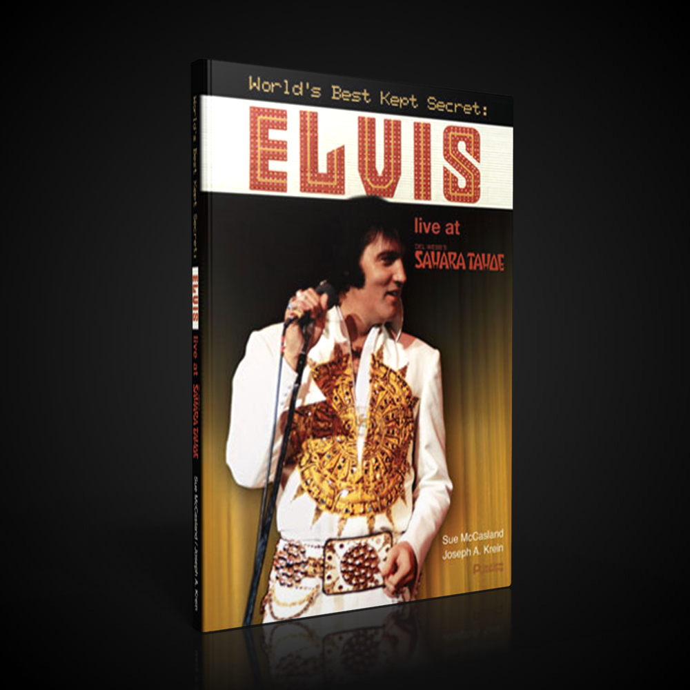 Elvis live at Del Webb\'s Sahara Tahoe