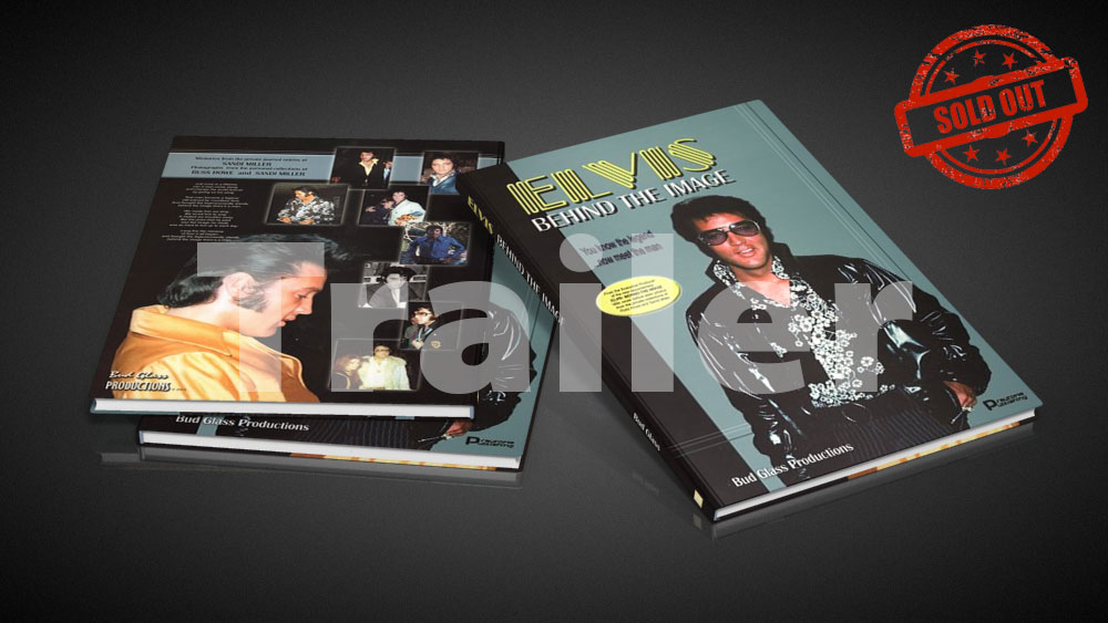 Elvis - Behind the image - The book - Vol. one