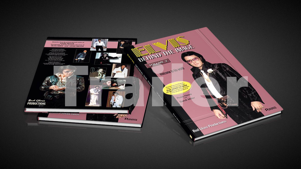 Elvis - Behind the image - The book - Vol. two