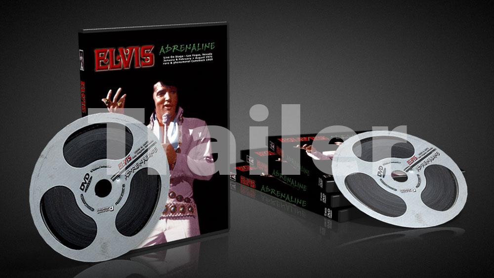 Elvis - Adrenaline - Las Vegas, Nevada - 1971